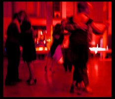 Photo de milonga 17 novembre 2012.