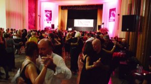Photo de milonga des 10ans-Nov 2014.
